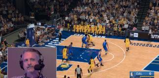 NBA 2K19 Bill Simmons Commentateur