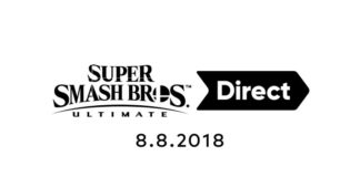 Nintendo Direct - Super Smash Bros. Ultimate