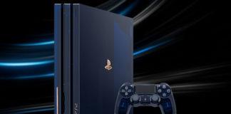 PlayStation 4 Pro 500 Millions