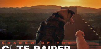 Shadow of the Cute Raider (Shadow of the Tomb Raider Parody)