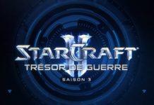 StarCraft II Saison 3 Trésor de Guerre