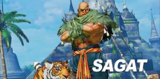 Street Fighter V: Arcade Edition Sagat