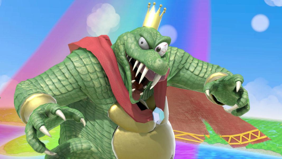 Super Smash Bros. Ultimate King K. Rool