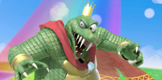 Super Smash Bros. Ultimate King K. Rool