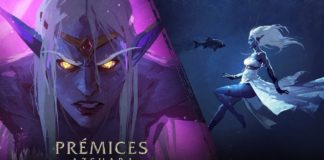 World of Warcraft Prémices Azshara