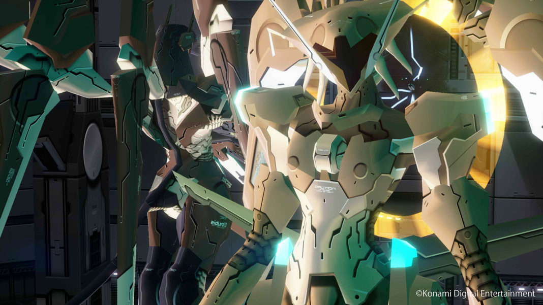 ZONE OF THE ENDERS The 2nd RUNNER – M∀RS Orange Case