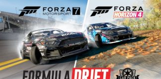 Formula Drift Car Pack Forza Horizon 4 & Forza Motorsport 7