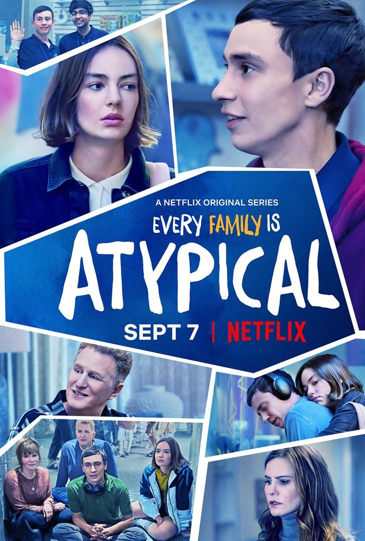 Atypical Saison 2 Netflix
