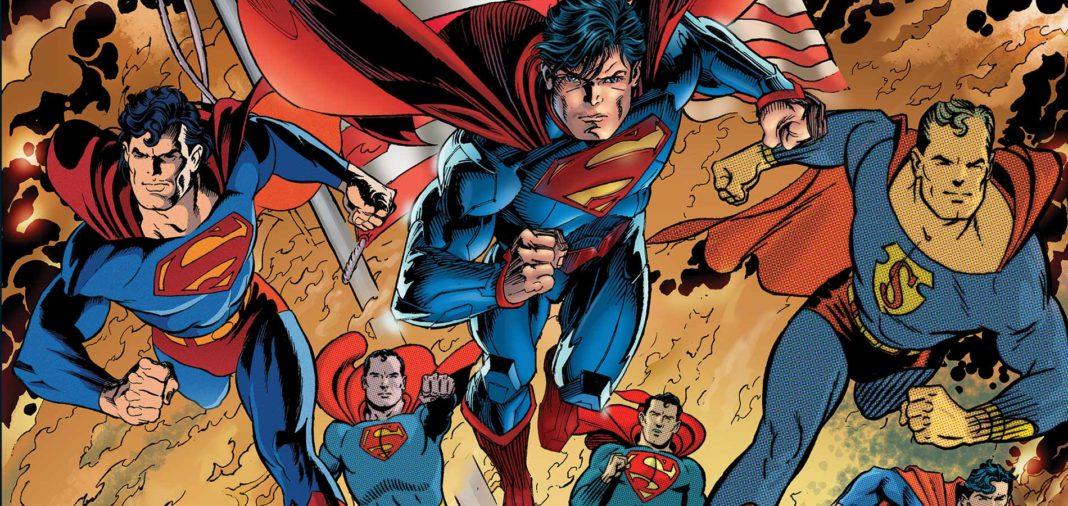 Comic Con Paris Superman