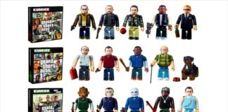 Figurines Kubrick Grand Theft Auto