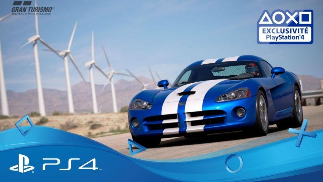 Gran Turismo Sport mise à jour septembre 2018