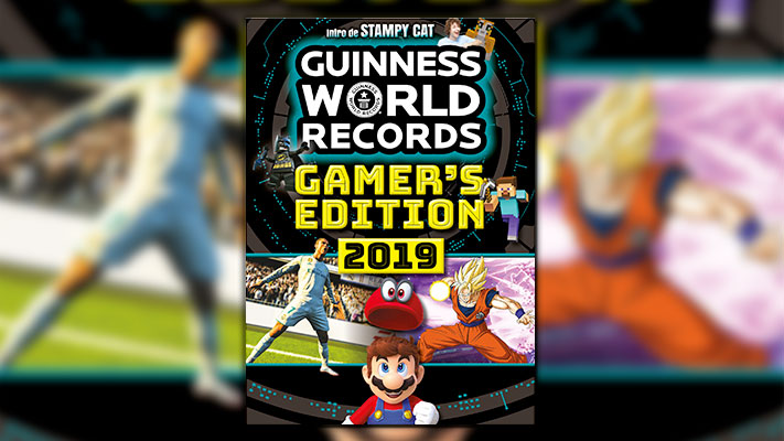 Guinness World Records : Gamer's Edition 2019