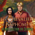 Les Chevaliers de Baphomet 5 : La Malédiction du Serpent