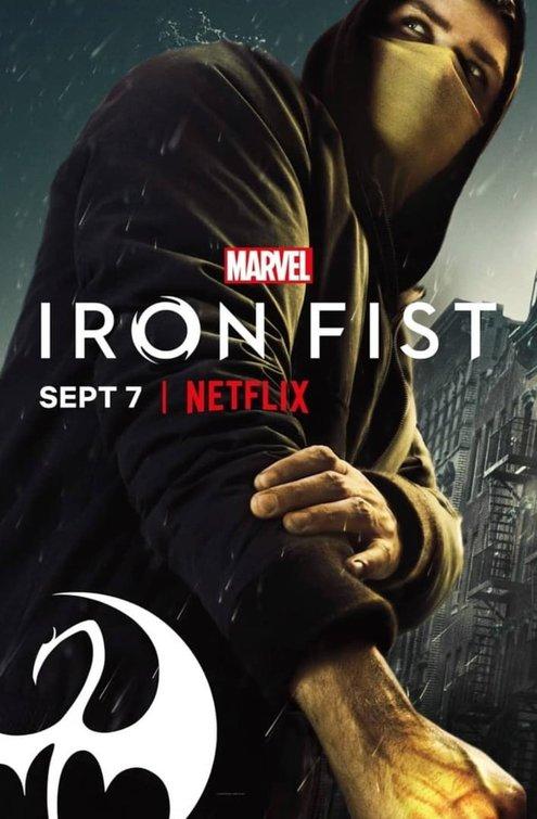 Marvel's Iron Fist Saison 2 Netflix