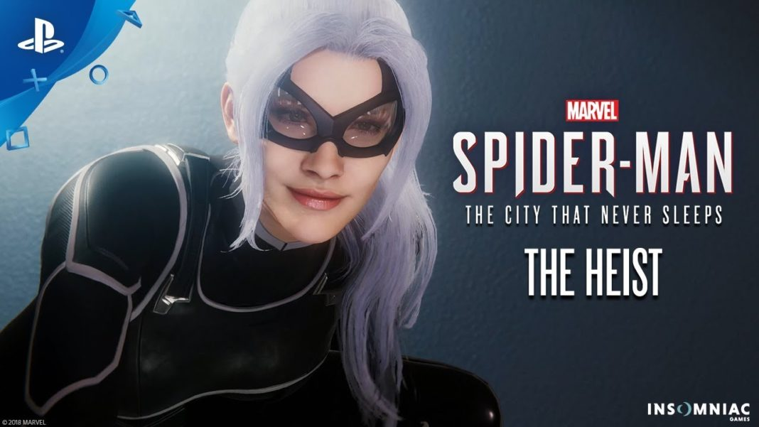 Marvel's Spider-Man The Heist – DLC 1
