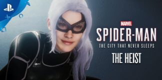 Marvel's Spider-Man The Heist – DLC 1