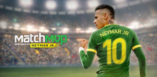 Match MVP Neymar Jr