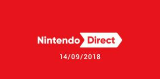 Nintendo Direct 14092018
