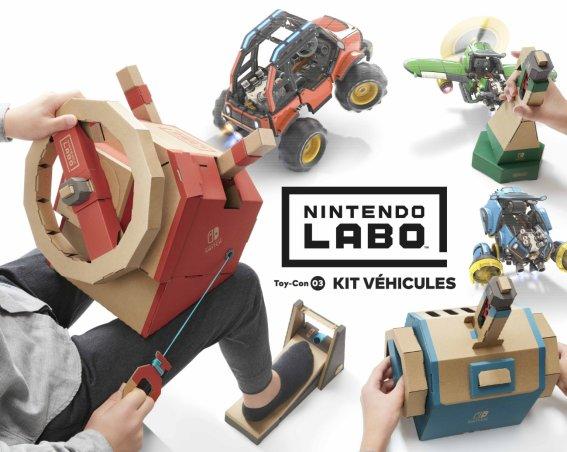 Nintendo Labo Kit 03