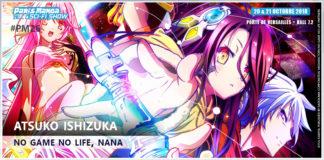 Paris Manga & Sci-Fi Show 26e Edition - Atsuko Ishizuka
