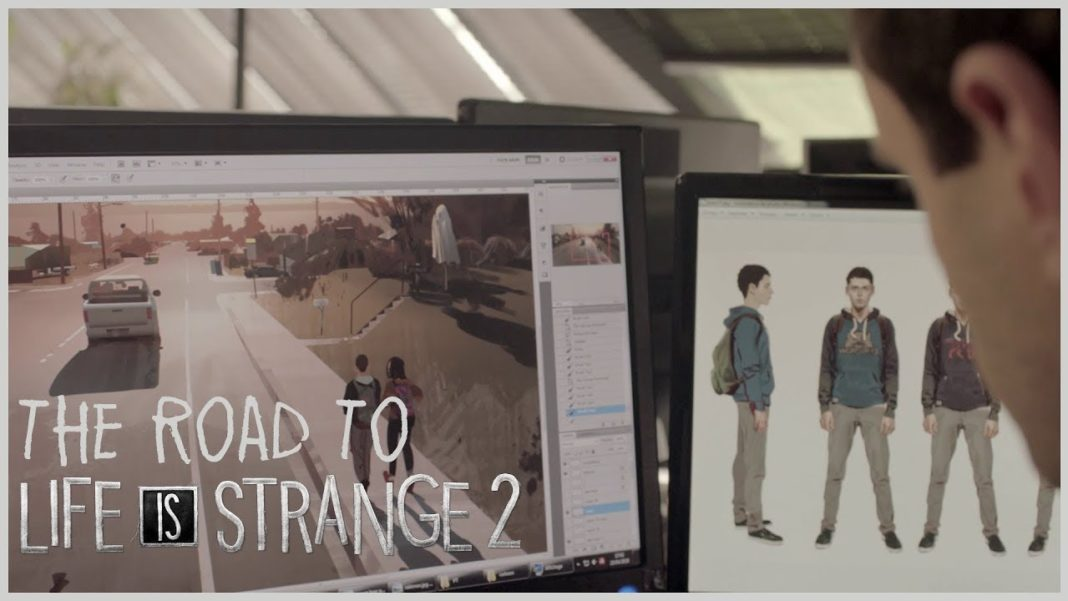 Sur la route de Life is Strange 2
