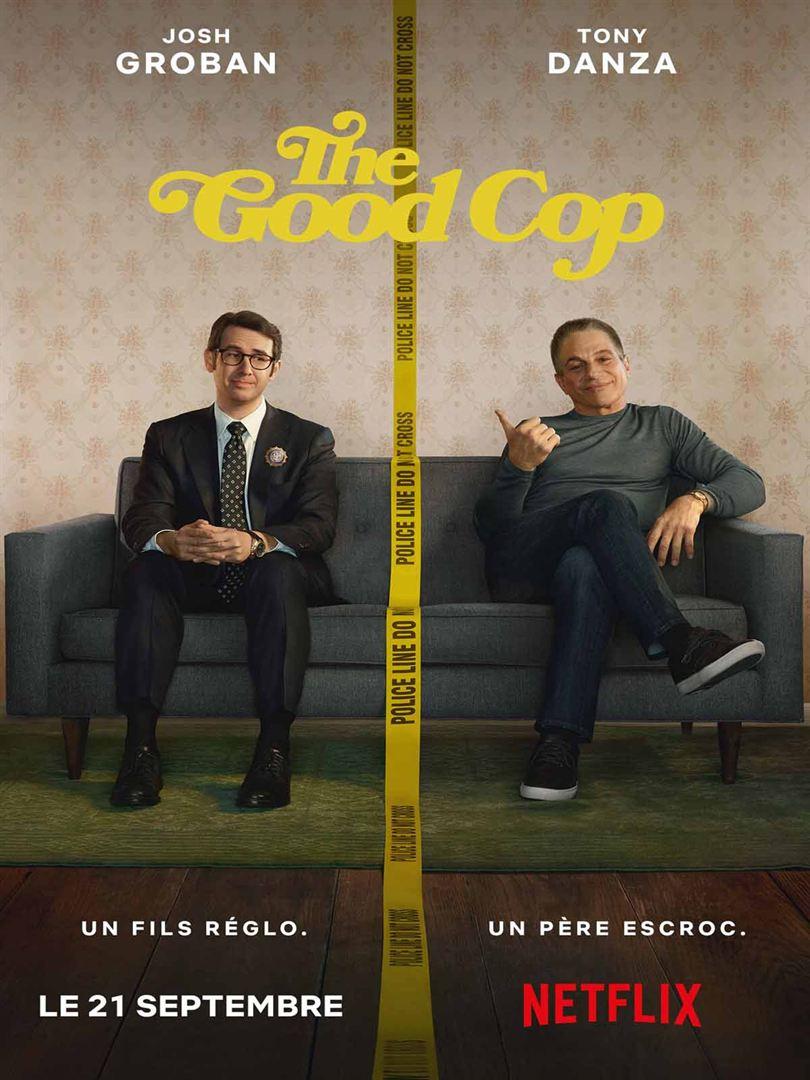 The Good Cop Affiche Netflix