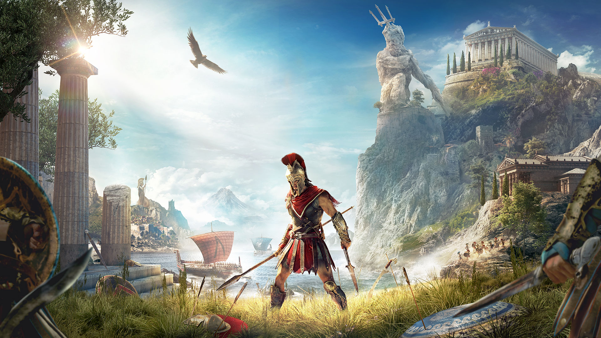 TEST] Assassin's Creed Odyssey : l'épisode de la maturité