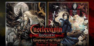 Castlevania Requiem: Symphony of the Night et Rondo of Blood