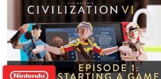 Civilization VI Switch