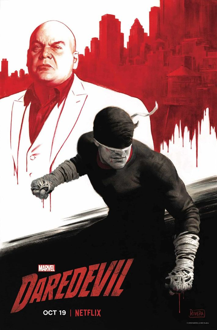 Daredevil saison 3 Netflix