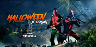 Dying Light: Bad Blood Halloween