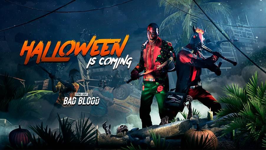 Dying Light: Bad Blood Halloween