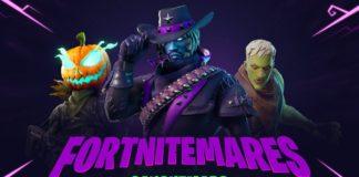 Fortnite - Cauchemars 2018