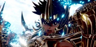 Jump Force Saint Seiya Shiryu