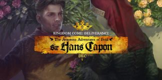 Kingdom Come: Deliverance Amorous Adventures