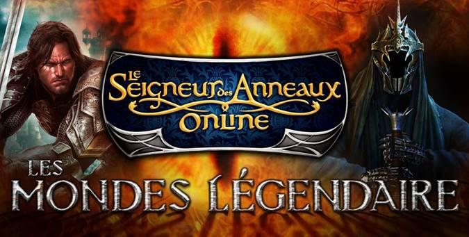 Le Seigneur des Anneaux Online - Les Mondes Légendaires