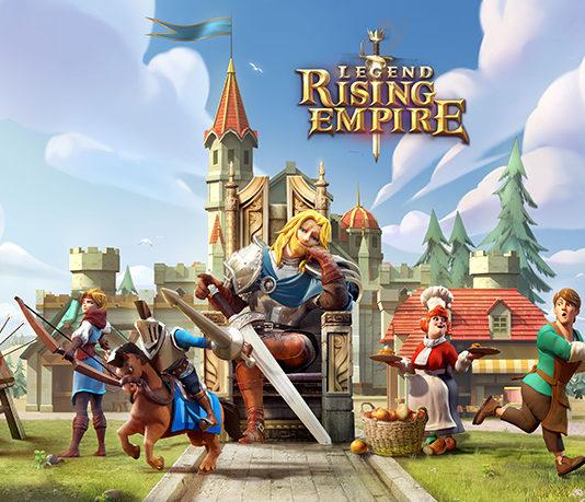 Legend : Rising Empire