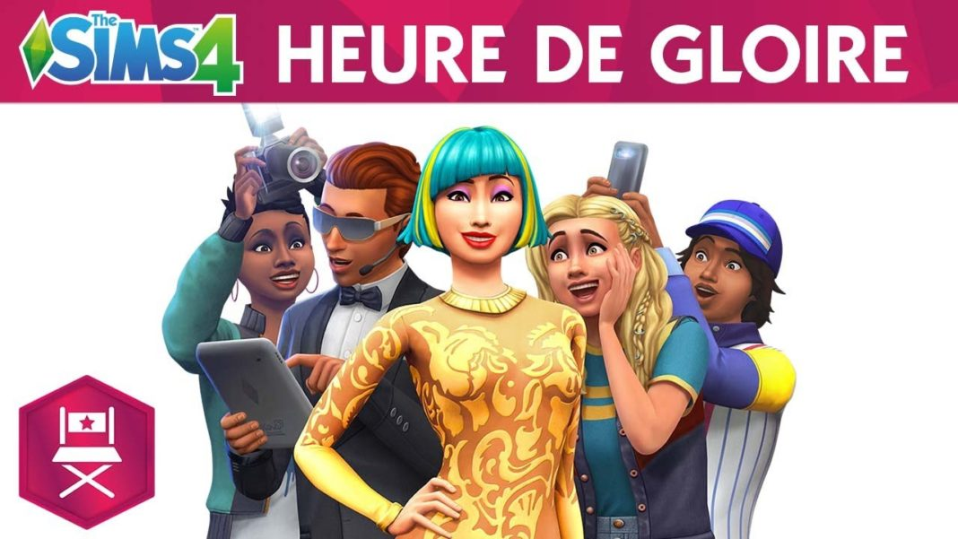 Les Sims 4 - Heure de gloire