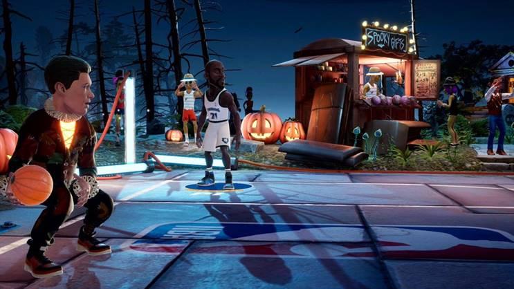 NBA 2K Playgrounds 2 Kareem Abdul-Jabbar