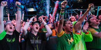 Overwatch League 2019 (Crédit photo - Robert Paul pour Blizzard Entertainment)