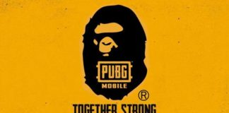 PUBG MOBILE A BATHING APE