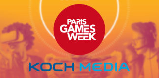 Paris Games Week 2018 Koch Media