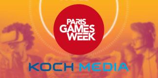 Paris Games Week 2018 Koch Media