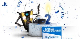 PlayStation VR 2 ans