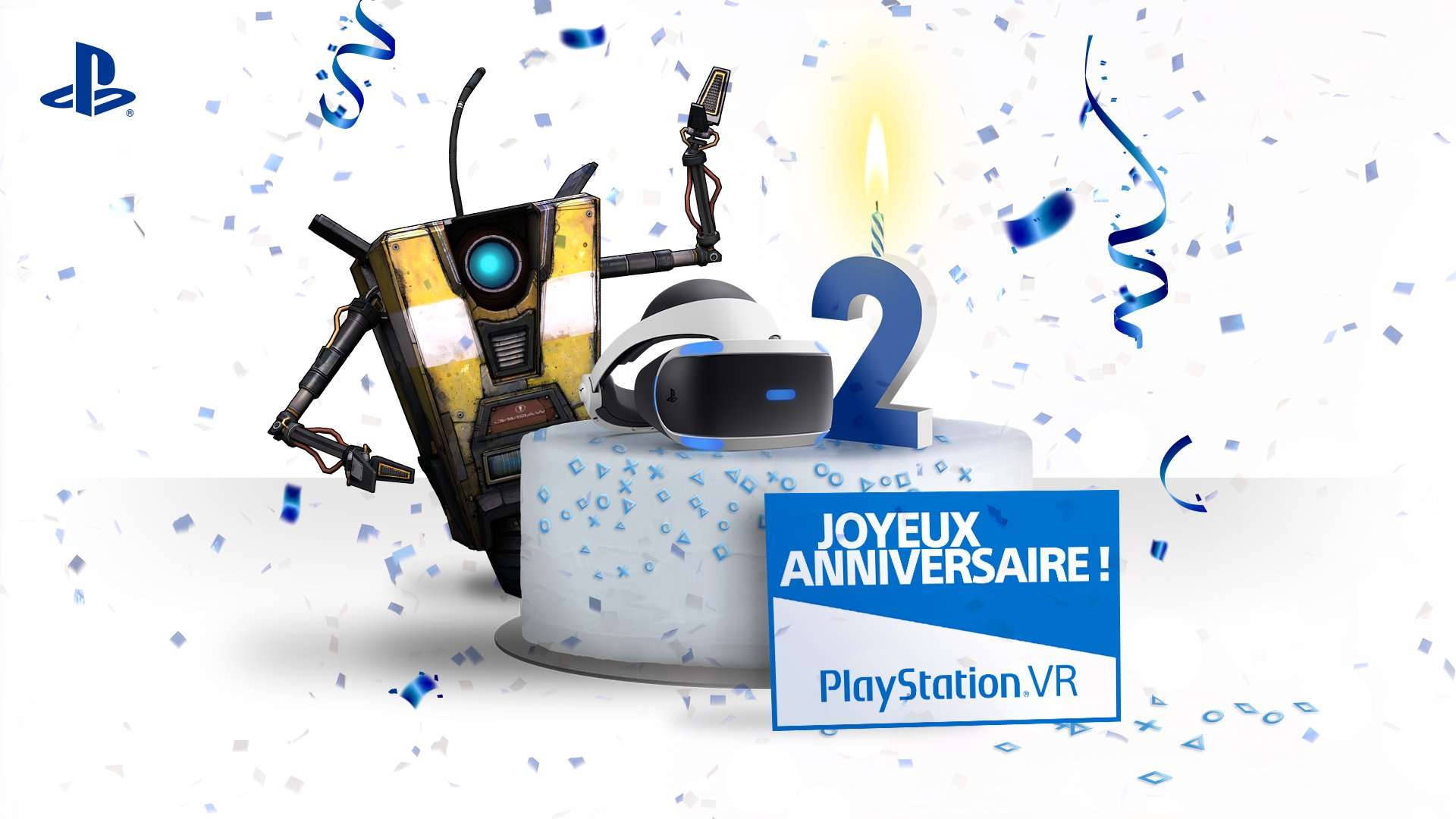 le playstation vr f te ses 2 ans avec de nouvelles annonces. Black Bedroom Furniture Sets. Home Design Ideas