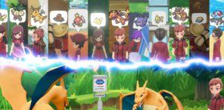 Pokémon - Let's Go, Pikachu et Pokémon - Let's Go, Évoli