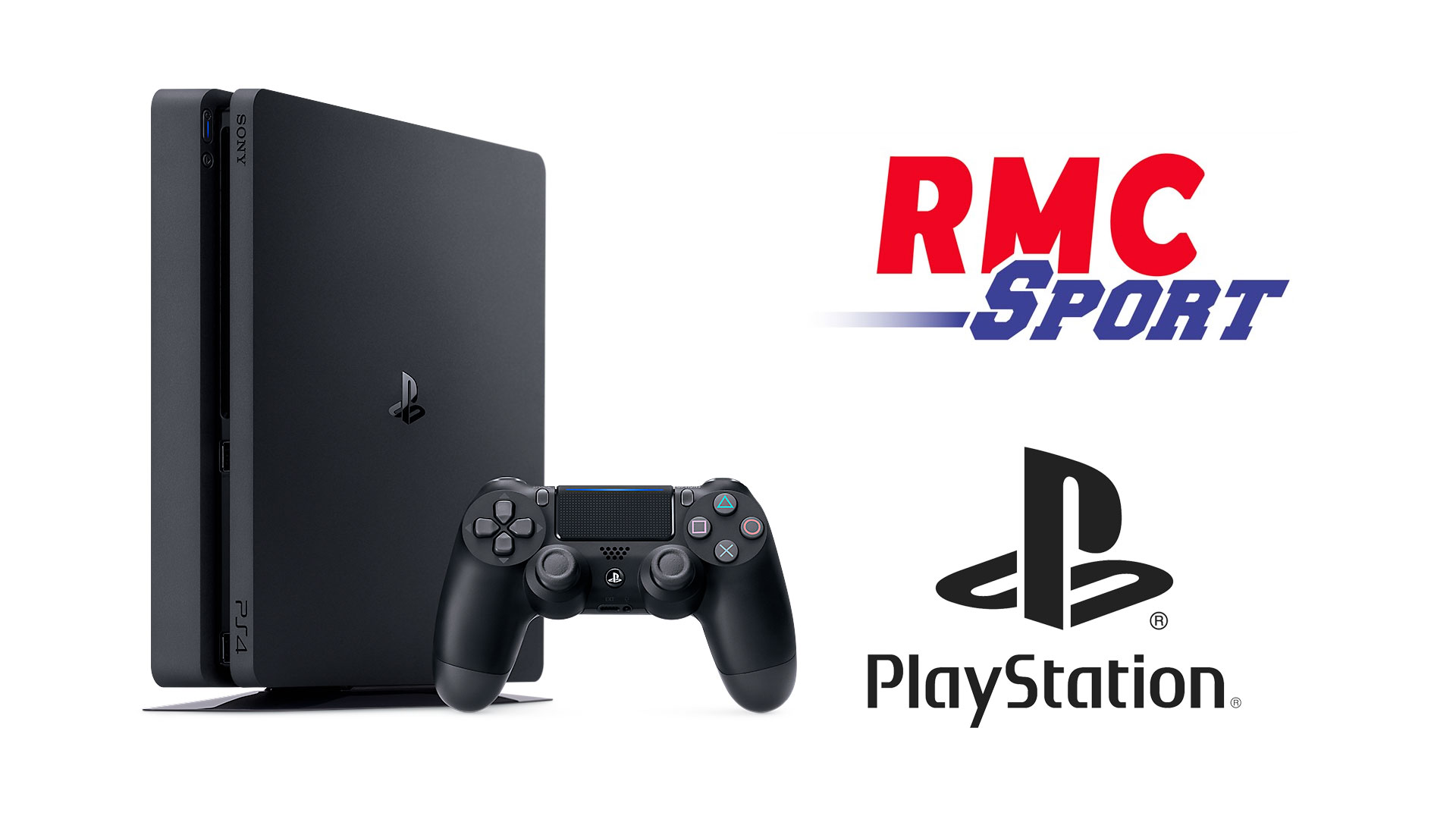 Playstation 4 L Application Rmc Sport Disponible