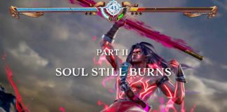 SoulCalibur VI Soul Still Burns