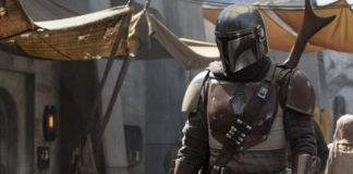 Star Wars The Mandalorian big