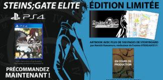 Steins;Gate Elite PS4